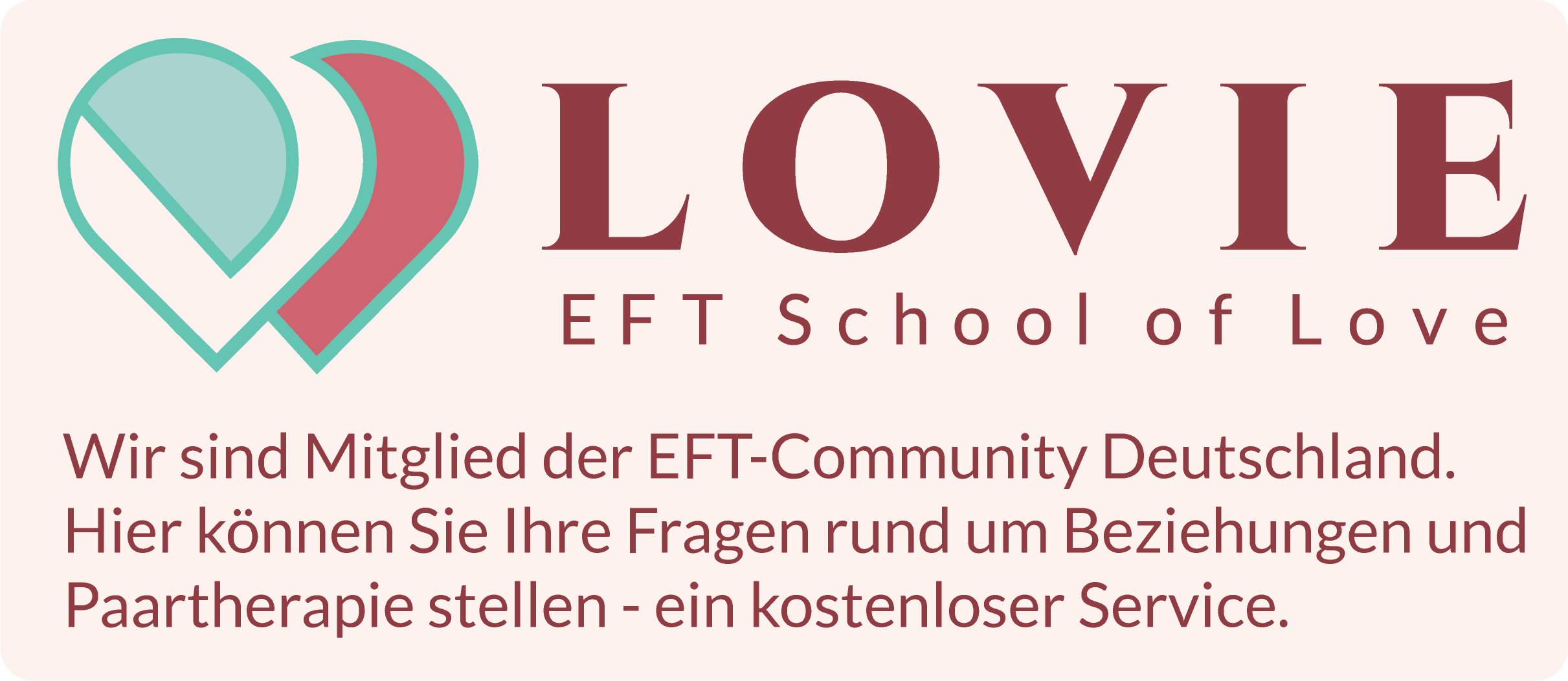 LOVIE EFT School of Love