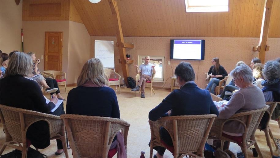 Weiterbildung - EFT Paartherapie Hannover