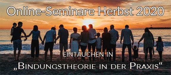 Online-Seminare Herbst 2020